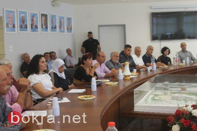 سخنين: يوم دراسي عن حالات الطلاق بمشاركة القاضي هاشم سواعد-7