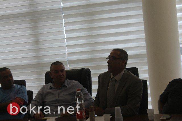 سخنين: يوم دراسي عن حالات الطلاق بمشاركة القاضي هاشم سواعد-8