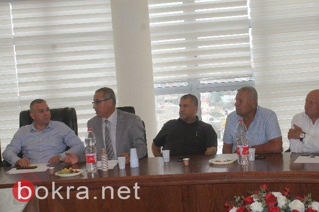 سخنين: يوم دراسي عن حالات الطلاق بمشاركة القاضي هاشم سواعد-9