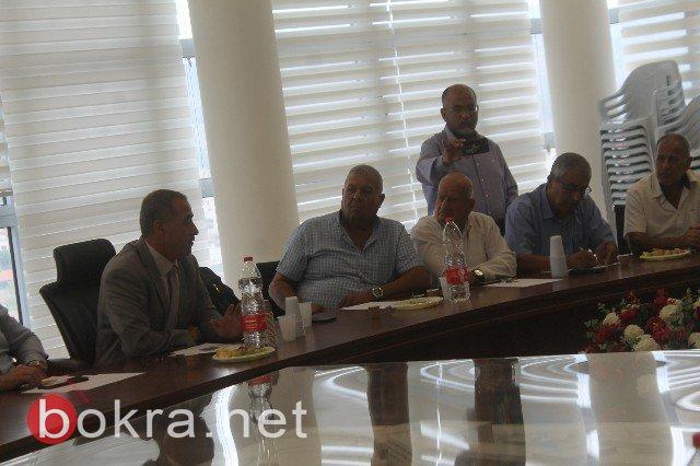 سخنين: يوم دراسي عن حالات الطلاق بمشاركة القاضي هاشم سواعد-10