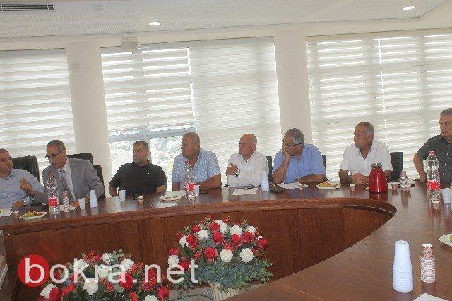 سخنين: يوم دراسي عن حالات الطلاق بمشاركة القاضي هاشم سواعد-11