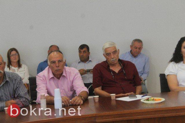 سخنين: يوم دراسي عن حالات الطلاق بمشاركة القاضي هاشم سواعد-13