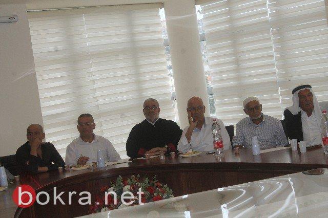 سخنين: يوم دراسي عن حالات الطلاق بمشاركة القاضي هاشم سواعد-14
