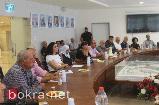 سخنين: يوم دراسي عن حالات الطلاق بمشاركة القاضي هاشم سواعد-15