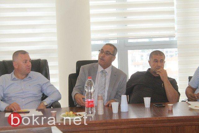 سخنين: يوم دراسي عن حالات الطلاق بمشاركة القاضي هاشم سواعد-16