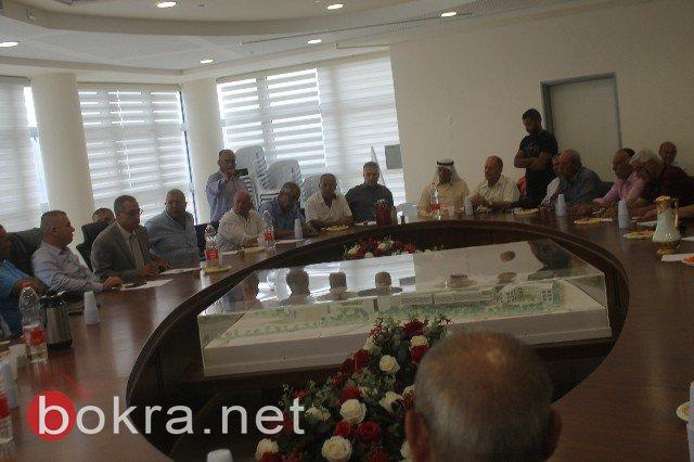 سخنين: يوم دراسي عن حالات الطلاق بمشاركة القاضي هاشم سواعد-17