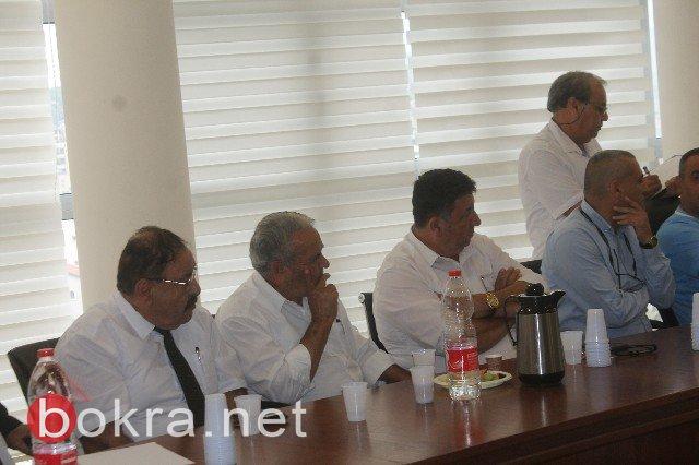 سخنين: يوم دراسي عن حالات الطلاق بمشاركة القاضي هاشم سواعد-18
