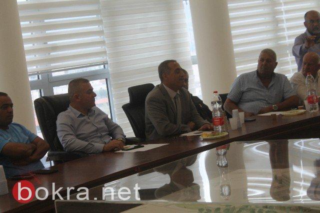 سخنين: يوم دراسي عن حالات الطلاق بمشاركة القاضي هاشم سواعد-19
