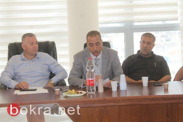 سخنين: يوم دراسي عن حالات الطلاق بمشاركة القاضي هاشم سواعد-21