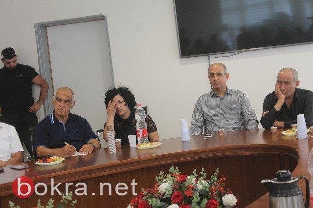 سخنين: يوم دراسي عن حالات الطلاق بمشاركة القاضي هاشم سواعد-23