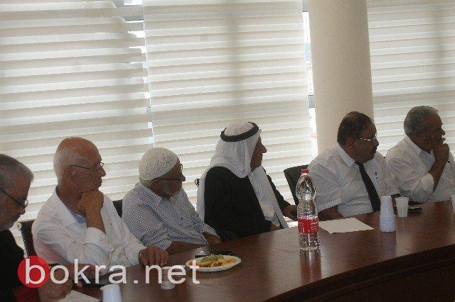 سخنين: يوم دراسي عن حالات الطلاق بمشاركة القاضي هاشم سواعد-24