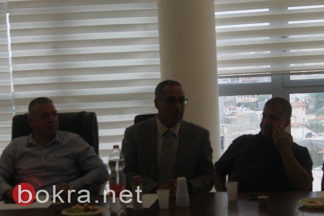سخنين: يوم دراسي عن حالات الطلاق بمشاركة القاضي هاشم سواعد-25