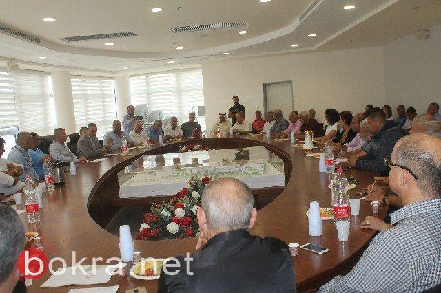سخنين: يوم دراسي عن حالات الطلاق بمشاركة القاضي هاشم سواعد-26