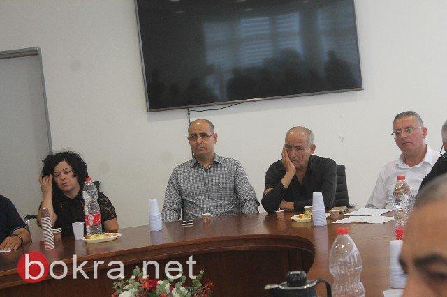 سخنين: يوم دراسي عن حالات الطلاق بمشاركة القاضي هاشم سواعد-27