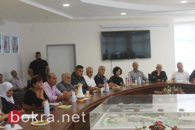 سخنين: يوم دراسي عن حالات الطلاق بمشاركة القاضي هاشم سواعد-28