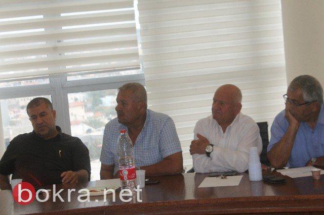 سخنين: يوم دراسي عن حالات الطلاق بمشاركة القاضي هاشم سواعد-29