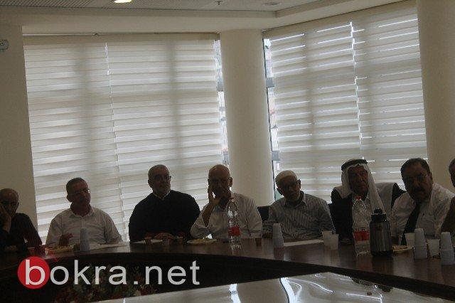 سخنين: يوم دراسي عن حالات الطلاق بمشاركة القاضي هاشم سواعد-31