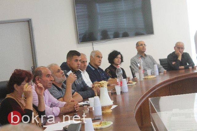 سخنين: يوم دراسي عن حالات الطلاق بمشاركة القاضي هاشم سواعد-32
