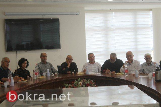 سخنين: يوم دراسي عن حالات الطلاق بمشاركة القاضي هاشم سواعد-33