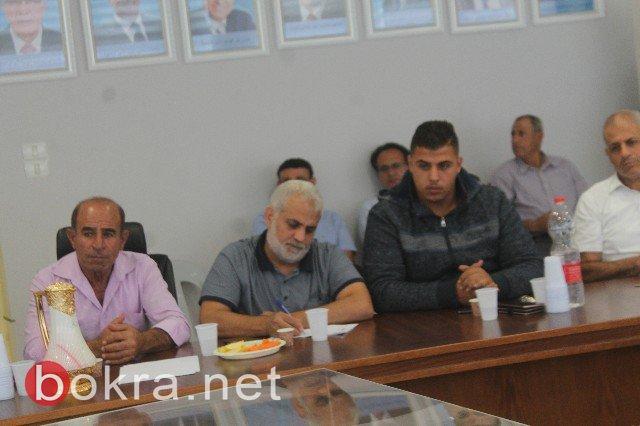 سخنين: يوم دراسي عن حالات الطلاق بمشاركة القاضي هاشم سواعد-34