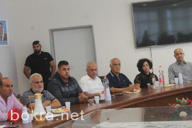 سخنين: يوم دراسي عن حالات الطلاق بمشاركة القاضي هاشم سواعد-35