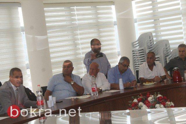سخنين: يوم دراسي عن حالات الطلاق بمشاركة القاضي هاشم سواعد-37