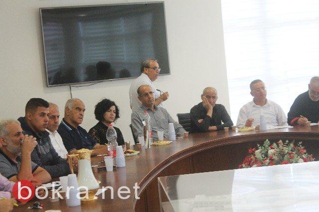سخنين: يوم دراسي عن حالات الطلاق بمشاركة القاضي هاشم سواعد-39