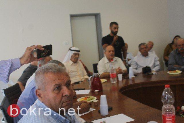 سخنين: يوم دراسي عن حالات الطلاق بمشاركة القاضي هاشم سواعد-40