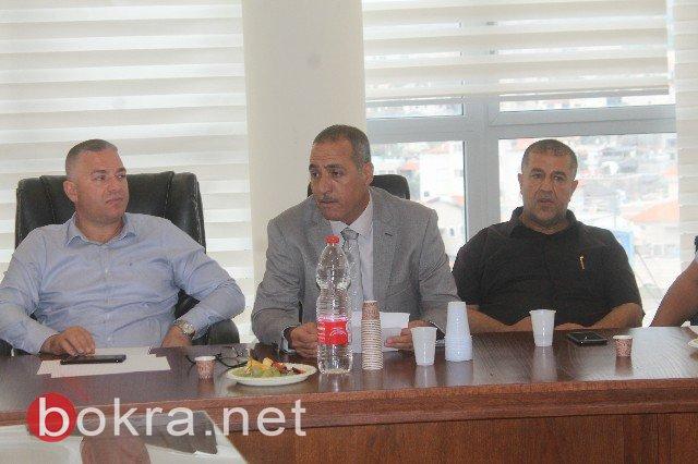 سخنين: يوم دراسي عن حالات الطلاق بمشاركة القاضي هاشم سواعد-44
