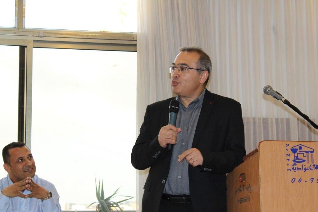 صباح: لقاءات عالمية بمبادرة جمعية الجليل-1