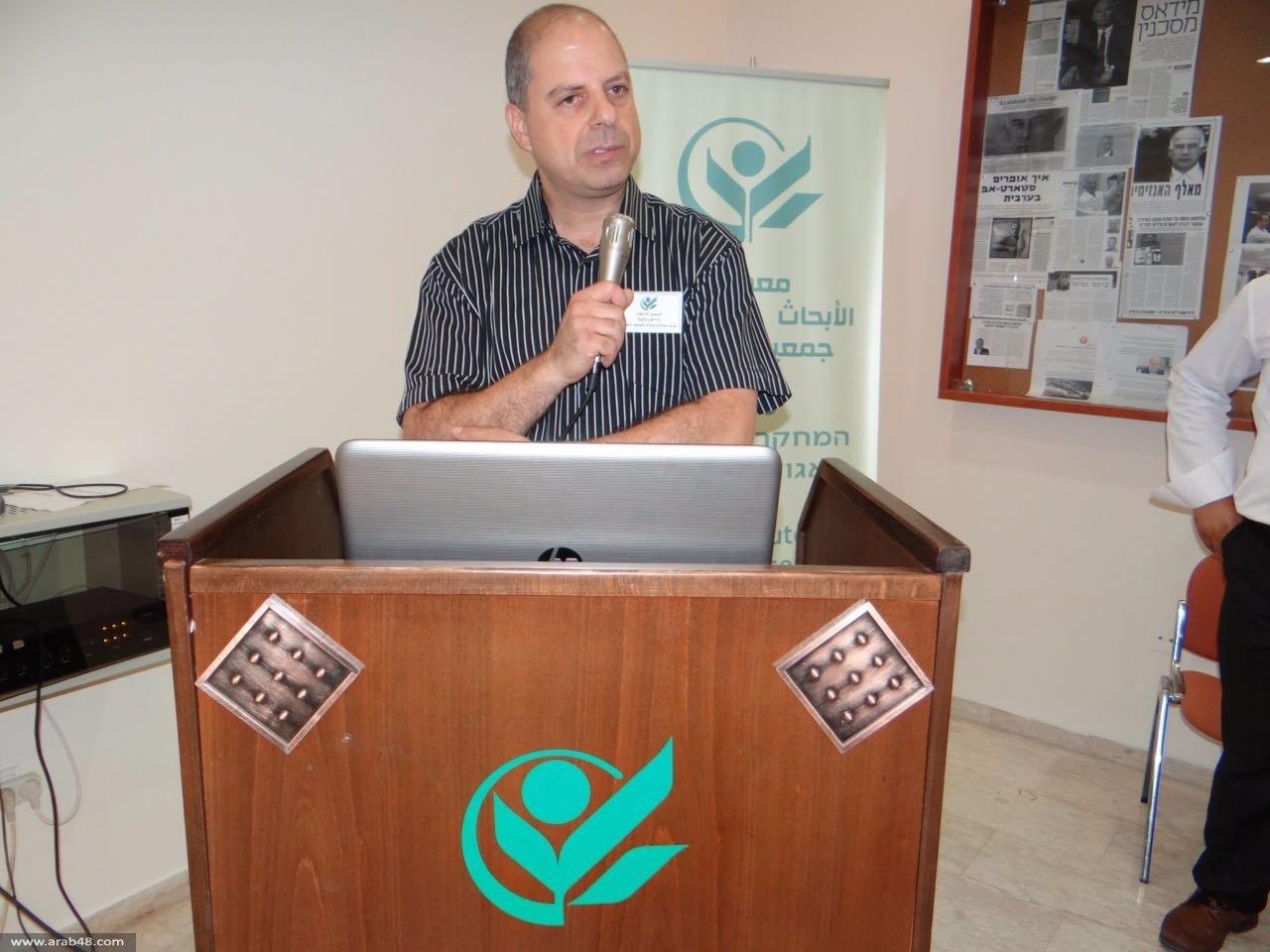 صباح: لقاءات عالمية بمبادرة جمعية الجليل-2