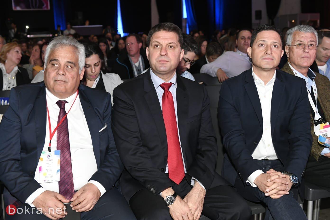 افتتاح مؤتمر السلطات المحلية للسنة الثالثة على التوالي في تل ابيب