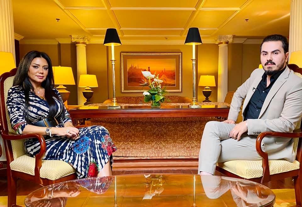 رانيا يوسف هل تدفع خمسة ملايين جنيه تعويضاً لنزار الفارس؟