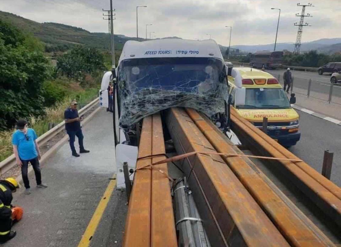 حادثة وادي عارة: السائق هو ناصر محمود احمد خضر كيوان محاميد من أم الفحم