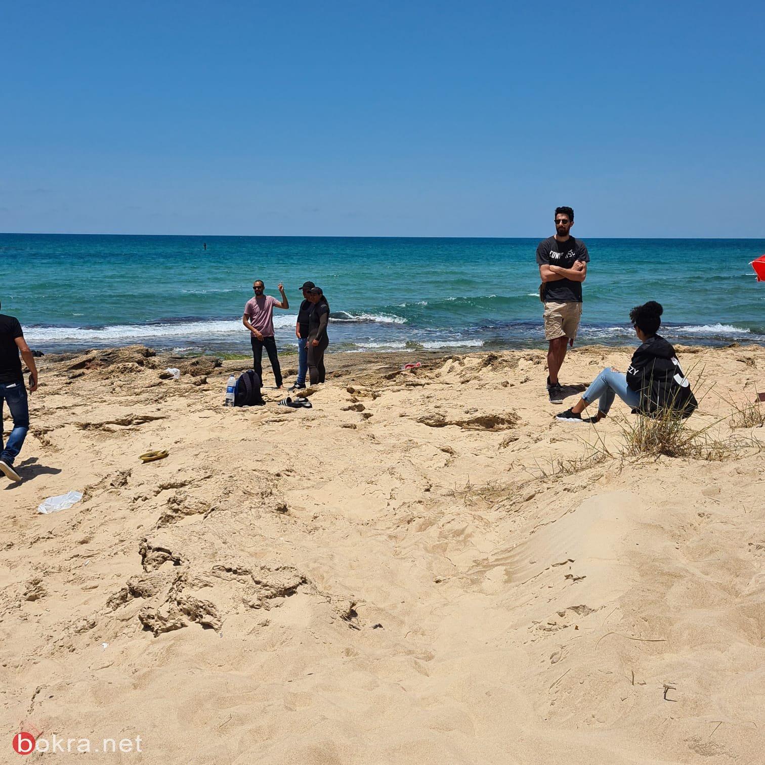 د. أمين صفيّة: عمليات البحث مستمرة من شاطئ عتليت حتى الفريديس للعثور على أيمن