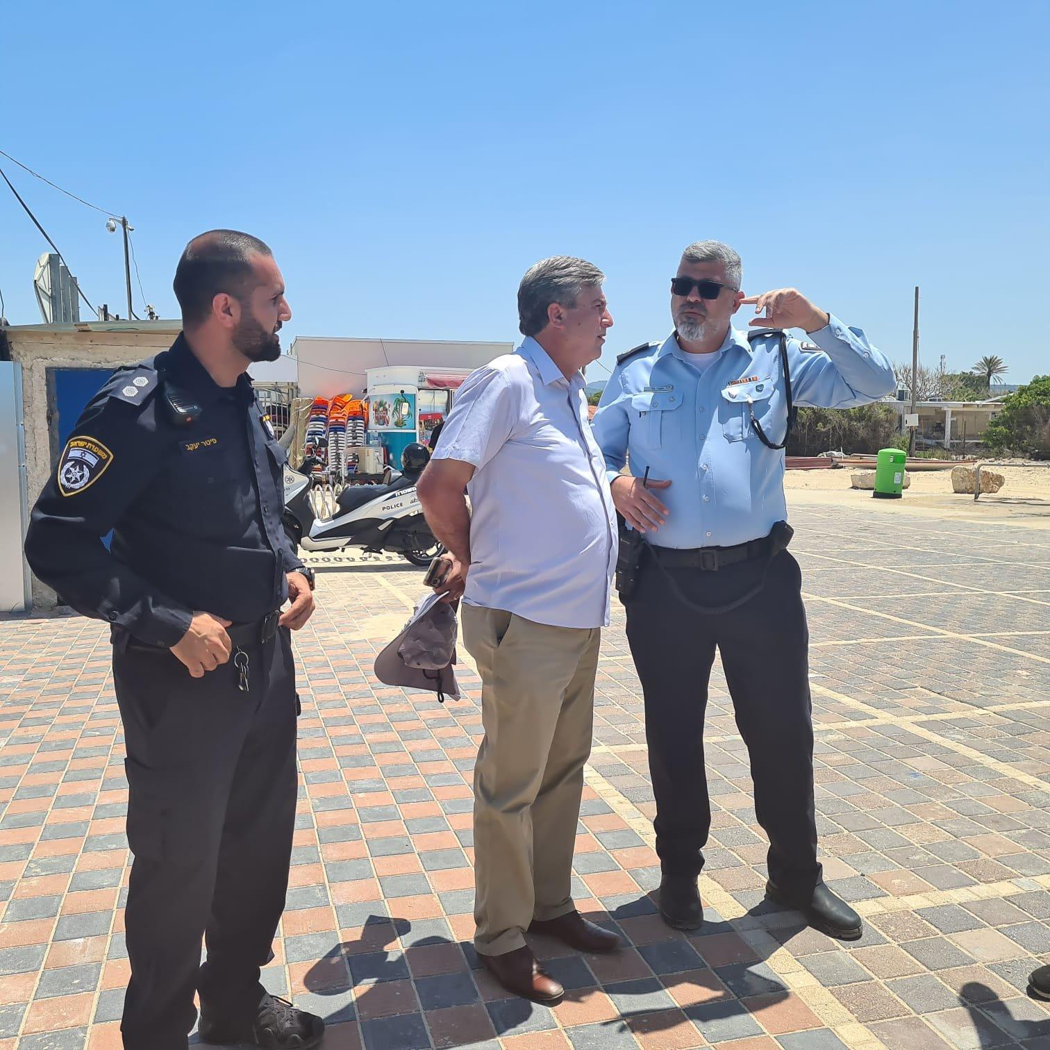 قائد الشرطة الجماهيرية في طيرة حيفا: الشرطة تعمل كل جهدها لإعادة أيمن لعائلته