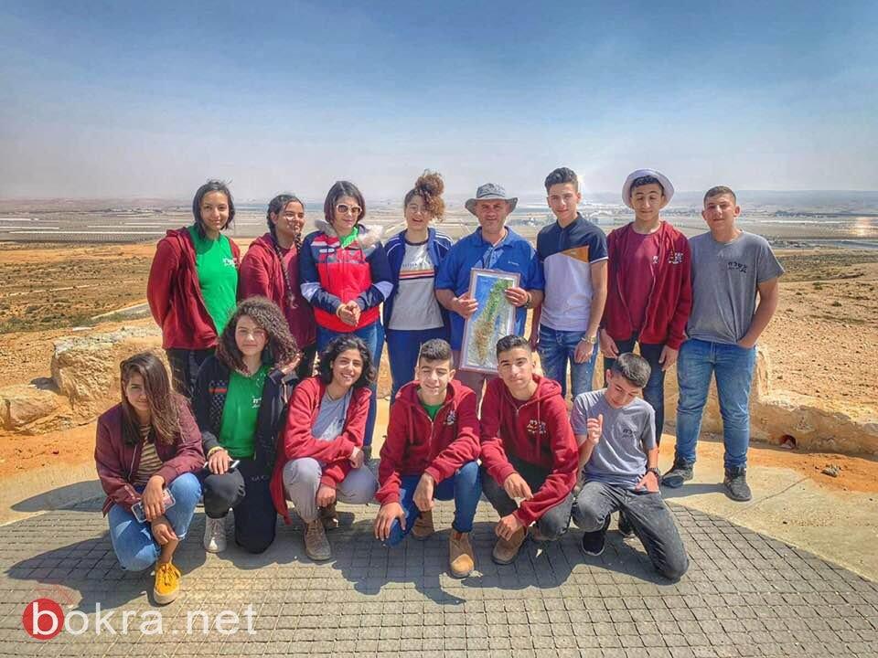 كفر مندا: طلاب مدرسة المتنبي يتميزون في مخيم القادة الشباب