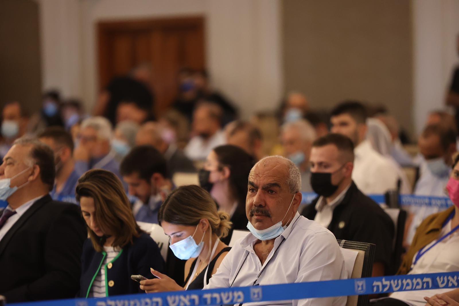 مشاركة كبيرة ومحاضرات هامة في المؤتمر الاقتصادي للمجتمع العربي بالناصرة-4