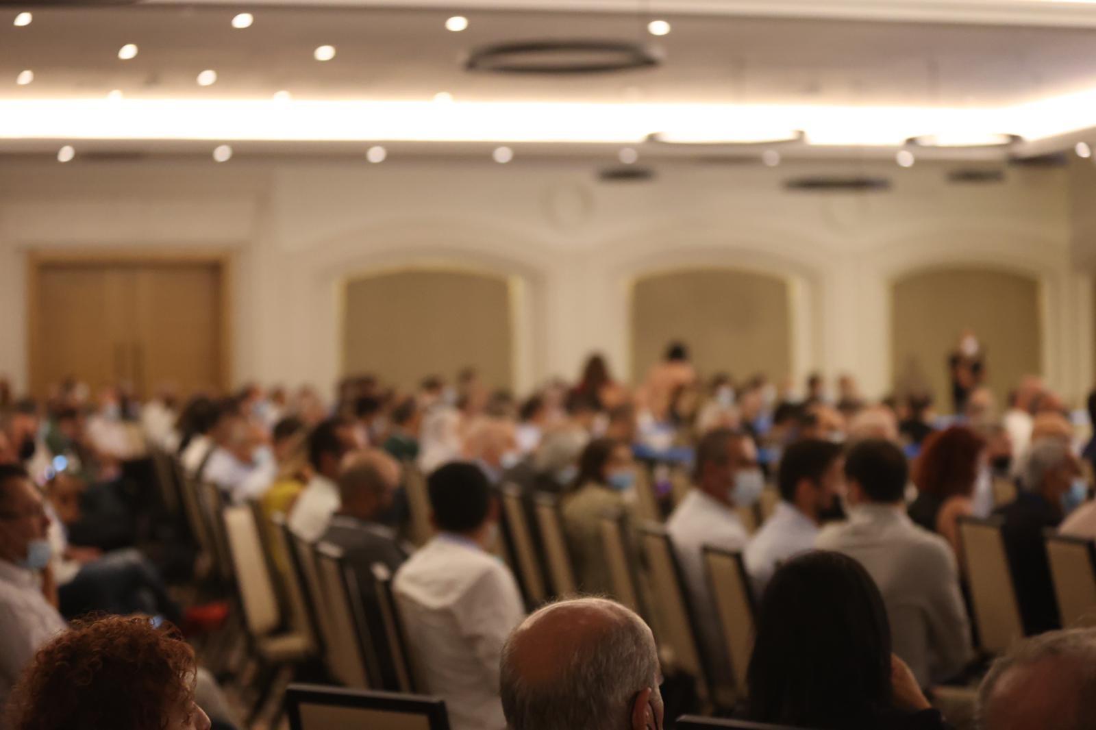 مشاركة كبيرة ومحاضرات هامة في المؤتمر الاقتصادي للمجتمع العربي بالناصرة-11