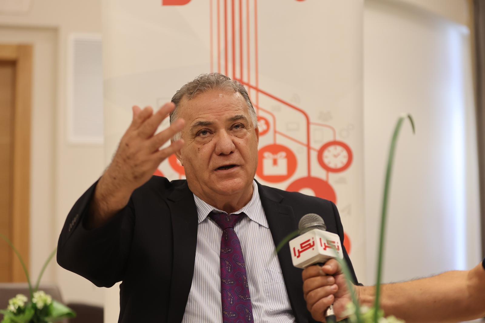 مشاركة كبيرة ومحاضرات هامة في المؤتمر الاقتصادي للمجتمع العربي بالناصرة-15