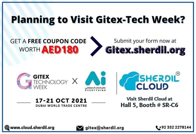 """غدًا في دبي: انطلاق الحدث التكنولوجي الأكبر """"GITEX """"بالتعاون مع موقع بُـكرا-0"""
