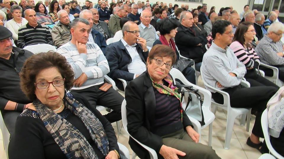 """""""مئوية تصريح بلفور"""" أمسية ثقافية ذات أبعاد إنسانية وتاريخية يقيمها نادي حيفا الثقافي-11"""