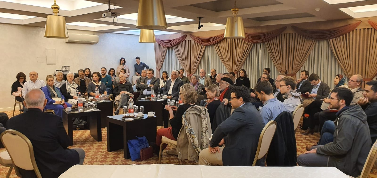 القدس: بركة إسرائيل تسعى لتفتيت التجمعات الفلسطينية ونحن بحاجة الى مخرج استراتيجي ثابت
