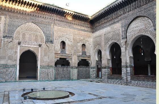 السياحة في فاس المغربية