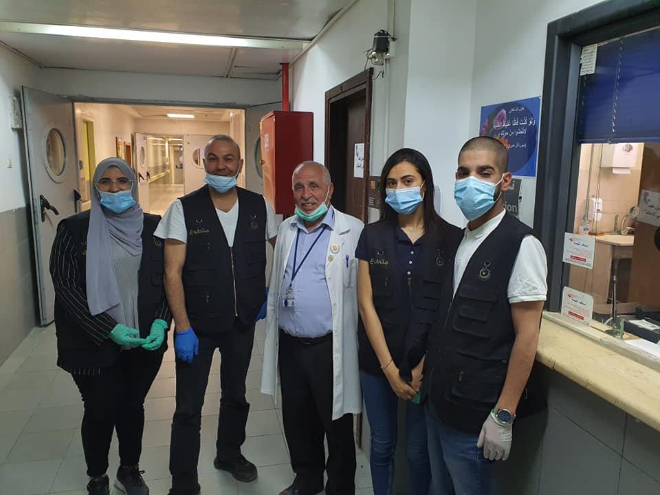 الناصرة : جمعية انماء تختم مشروعها التطوعي  يد للمجتمع