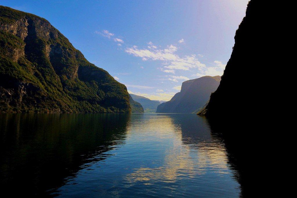السياحة في النرويج خلال الصيف