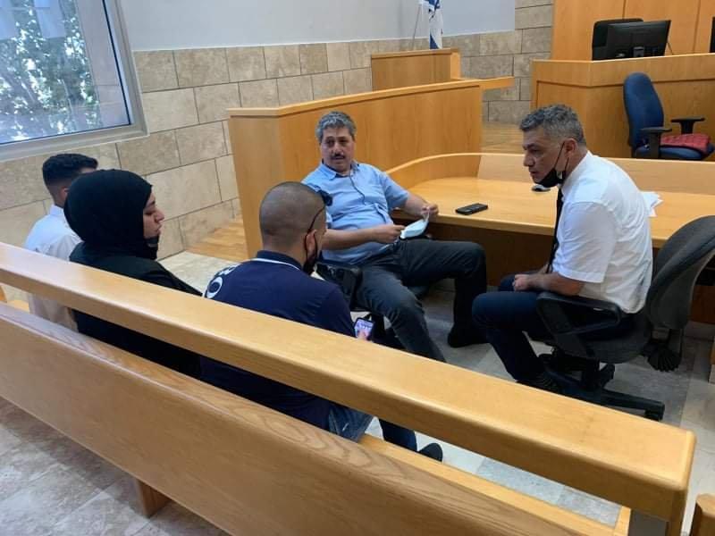 قاضية محكمة العمل تنتقد شركة فيكتوري بقضية إقالة العمال العرب-0