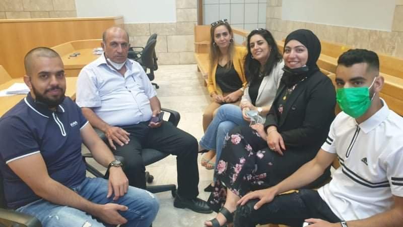 قاضية محكمة العمل تنتقد شركة فيكتوري بقضية إقالة العمال العرب-2