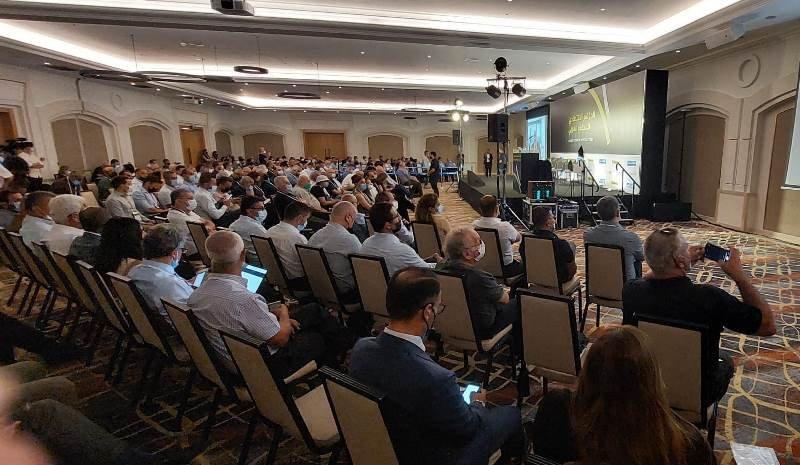 د.سامر حاج يحيى: نُؤمِن بأهميَة دَورنا في إحداث التغيير المنشود باقتصاد المجتمع العربي-0