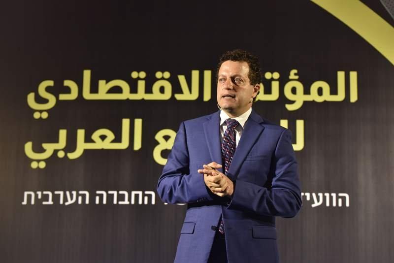 د.سامر حاج يحيى: نُؤمِن بأهميَة دَورنا في إحداث التغيير المنشود باقتصاد المجتمع العربي-1
